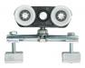 Ράουλο με αναρτήρα 125 mm - Roller with hanger 125mm