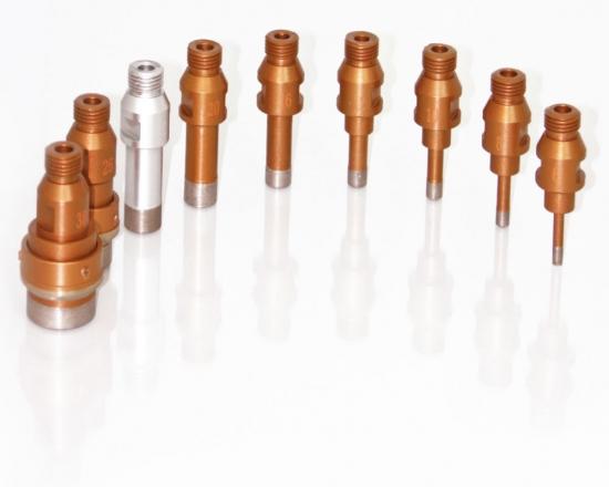 Τρυπάνι Κρυστάλλου - Glass Core Drill